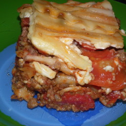 Easy Lasagna 2