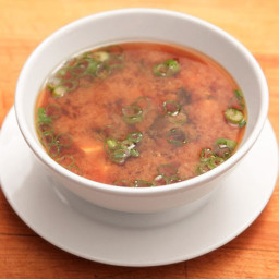 Easy One-Pot Miso Soup