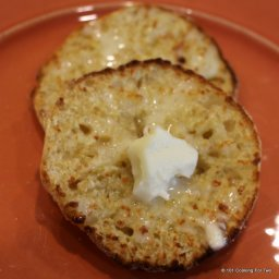 Easy Oven Baked English Muffins