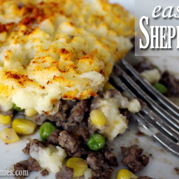Easy Sheperd's Pie