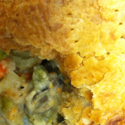 Easy Veggie Pot Pie