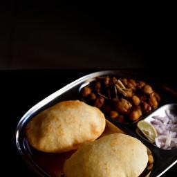 easy batura recipe - makes 7-9 small to medium bhaturas