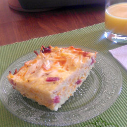 Easy Breakfast Casserole Recipe