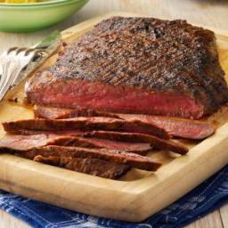 Easy Marinated Flank Steak Recipe