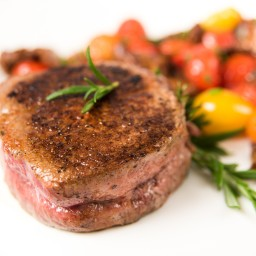 Easy Peasy Filet Mignon