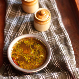 easy rasam recipe made without rasam powder