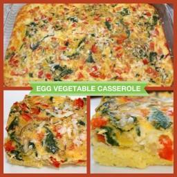Egg Vegetable Casserole