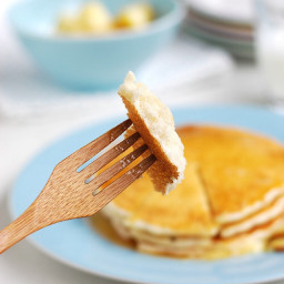 Eggless Pancakes (eggless)