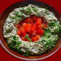 Eggplant Dip (Baba Ghannooj)