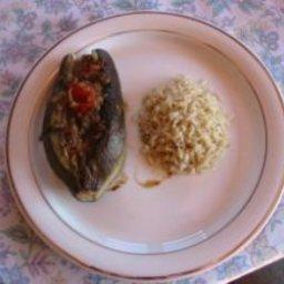 Eggplant Karni Yarik (Turkish)