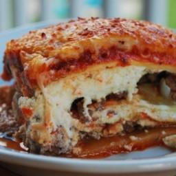 Eggplant Lasagna~