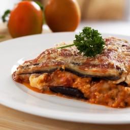 Eggplant Parmesan
