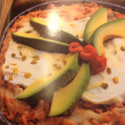 El Dorado Rice Casserole
