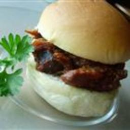 Elaine's Sweet and Tangy Loose Beef BBQ