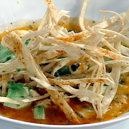 Emeril's Favorite Tortilla Soup
