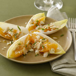 Endive Salad With Oranges and Goat Cheese
