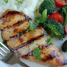 Eric's Easy Grilled Chicken