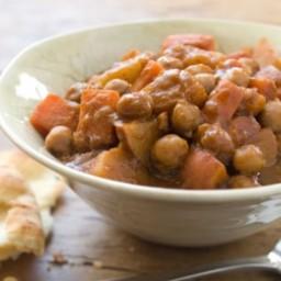 Ethiopian-Style Chickpea Stew