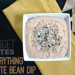 Everything White Bean Dip