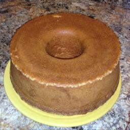 Excellent Pound Cake