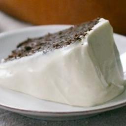 Extra-Creamy Cooked Cream Cheese Icing