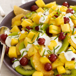 Fabulous Tropical Fruit Salad