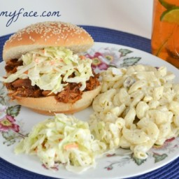 Family Recipes: Easy Crock Pot Pulled Pork Sandwich Recipe