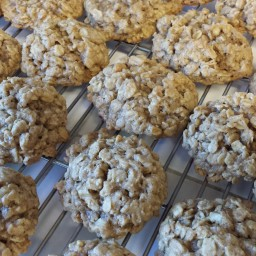 Famous Oatmeal Cookies Deena's Way