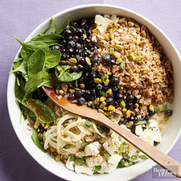 Farro & Fruit Salad