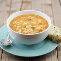 Fassolatha   Greek Bean Soup