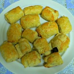 Feather Bread Croissants (Pains Au Chocolat) Pt 1