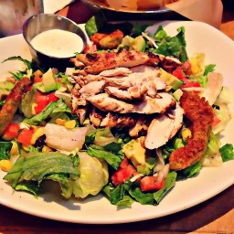 Fiesta Cobb Salad