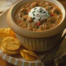 Fiesta Pork Soup