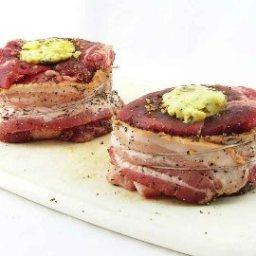 Filet Mignon Au Poivre