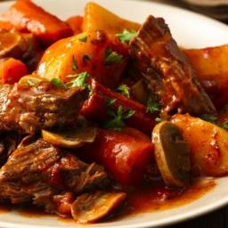 Fire Roasted Pot Roast