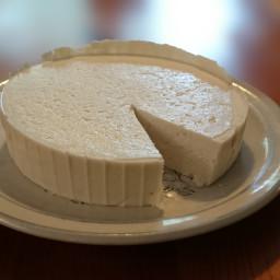 Firm Goat's Garlic Cheese