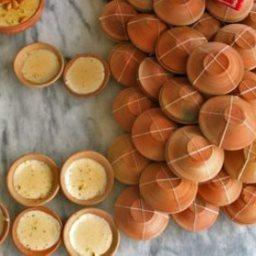 Firni (Rice Blancmange)