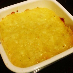 Fish Pie (eggless)