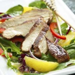 Five-Spice Chicken  and  Orange Salad