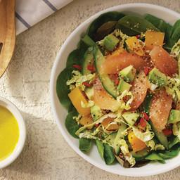 Florida Grapefruit Superfood Salad