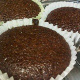 Flourless Chocolate Muffins (Almond Flour)