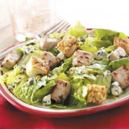 Focaccia Pork Salad Recipe