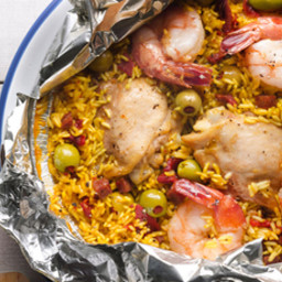 Foil Packet Paella