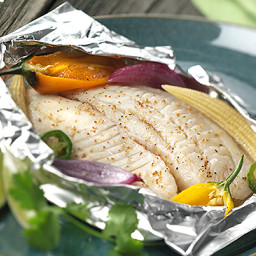 Foil Pouch Fish Fillets