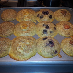 Fortified Muffins