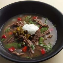 Fragrant Shredded Beef Stew