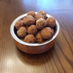 Fragrant Thai Meatballs