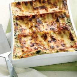 Freeze-Ahead Lasagna Primavera
