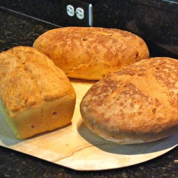 French Sour Dough Bread a la Anton