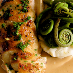 French Lemon Chicken
